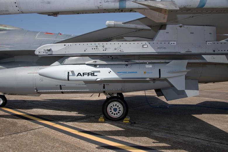 AFRL スワーム巡航ミサイル用Gray Wolf低コストターボジェットエンジン ...